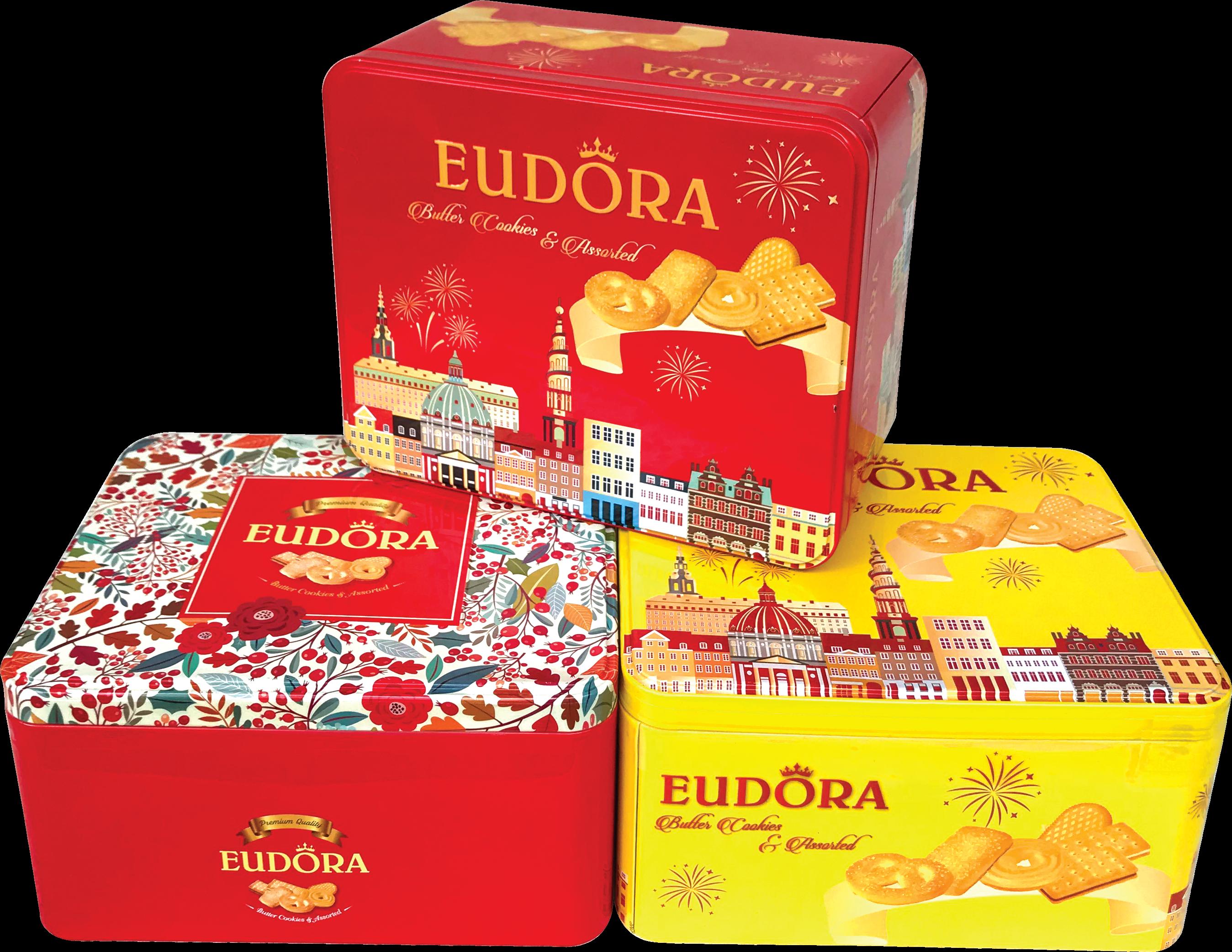 Sản phẩm đa dạng của Eudora