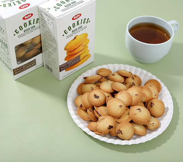 chụp sản phẩm Bánh Tati