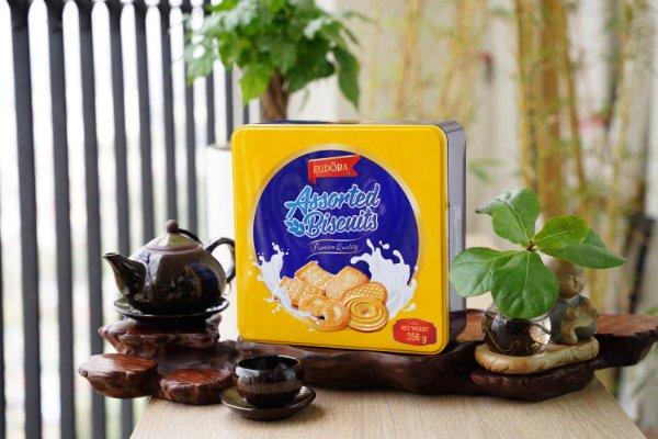 Bánh quy tổng hợp EUDORA – Indonesia